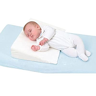 Comfy Baby Wedge Crib Pillow and sleep positioner