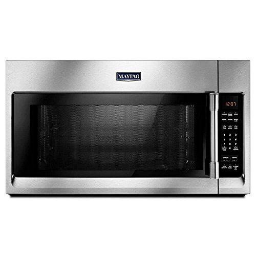 Maytag MMV4206FZ 2.0 Cu. Ft. Stainless Steel Over the Range Microwave MMV4206FZ