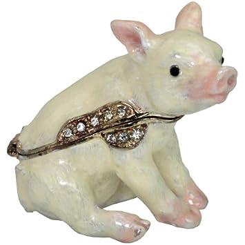 Amazon.com: Pet para cenizas crematorias keepsake- Pig ...