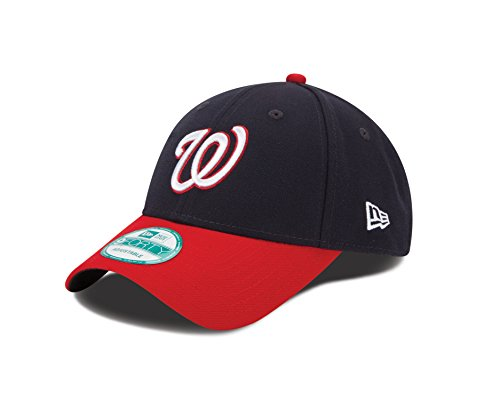 MLB The League Washington Nationals Alternate 9Forty Adjustable Cap - New Era Alternate Cap