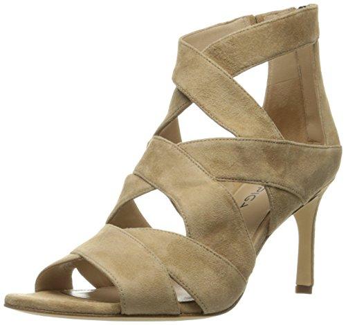 Via Spiga Womens Suri Dress Sandal Light Camel