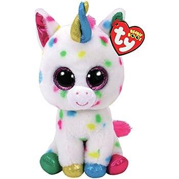 1c4987a1c54 Amazon.com  Ty Beanie Boos Wishful Unicorn Plush  Toys   Games