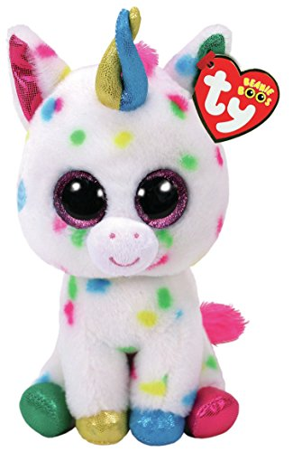 Ty Harmonie Peluche Unicornio, Color, Blanco (United Labels Ibérica 36898TY): Amazon.es: Juguetes y juegos
