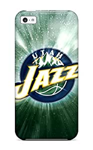 Randall A. Stewart's Shop utah jazz nba basketball (32) NBA Sports & Colleges colorful iPhone 5c cases 1668582K826466761