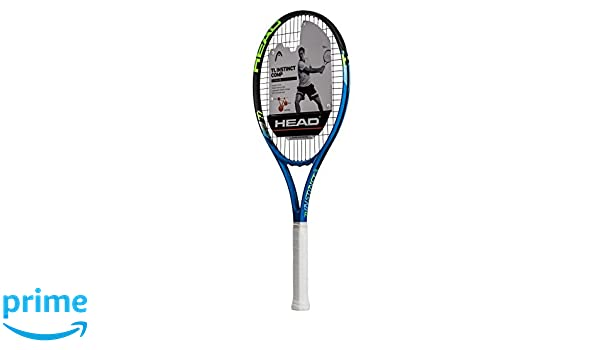 Amazon.com : HEAD Ti.Instinct Comp Tennis Racquet (4-1/4), Strung : Sports & Outdoors