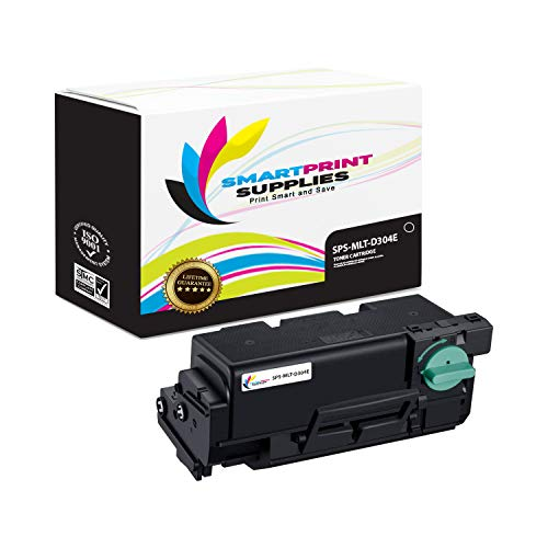 Smart Print Supplies Compatible MLT-D304E Black Extra High Yield Toner Cartridge Replacement for Samsung M4530ND M4530NX Printers (40,000 Pages) ()