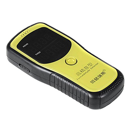 Professional Portable Formaldehyde Detector, Indoor Air Quality Tester with LCD Display for Home Use by OLSUS (Image #5)