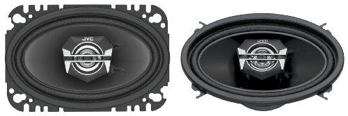 JVC CSV4627 140-Watt 4-Inch x 6-Inch 2-Way Coaxial Speakers ()