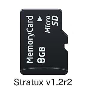 Stratux Software Card (pre-programmed Micro SD card)