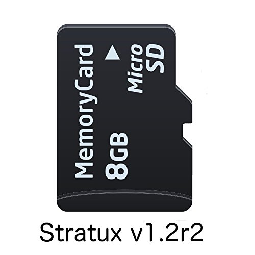 Stratux Software Card (pre-programmed Micro SD (Pre Programmed Card)