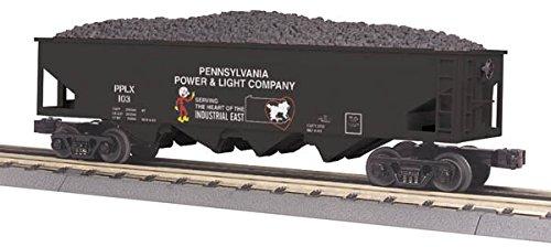 - O-27 Hopper w/Operating Coal Load, PPLX