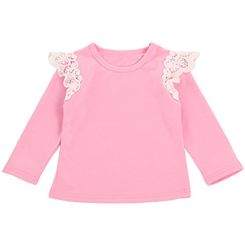 Long Sleeve Baby Doll Top - 3