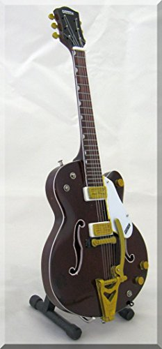 George Harrison miniature Mini guitare Beatles Tennessean Gretsch -