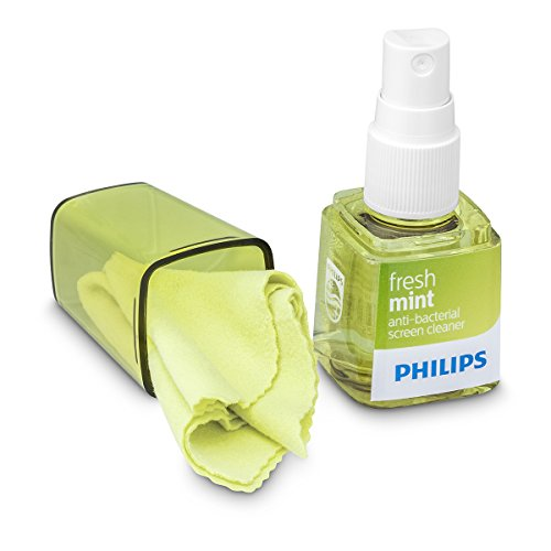 Philips SVC1119M/27 Scented Screen Cleaner, Mint