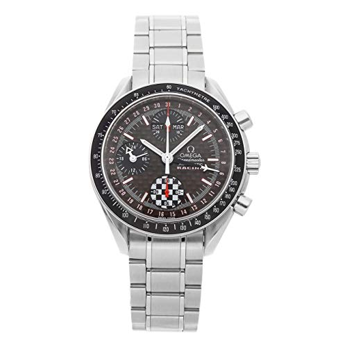 Omega Speedmaster Mechanical (Automatic) Black Dial Mens Watch 3529.50.00 (Certified ()
