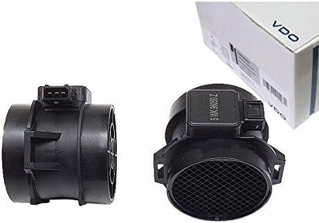 KAX Mass Air Flow Sensor 245-1139 MD336501 MAF Sensor Original Equipment Replacement Mass Air Flow Sensor Assembly Compatible with 01-05 Sebring Stratus 00-05 Eclipse 99-03 Galant