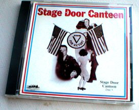 STAGE DOOR CANTEEN (Disc 1) - Various Artists - Audio - Cd Hut