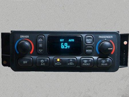 Corvette Automatic Climate Control, ATC, 10345293 Remanufactured