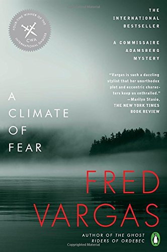 Climate Fear Commissaire Adamsberg Mystery