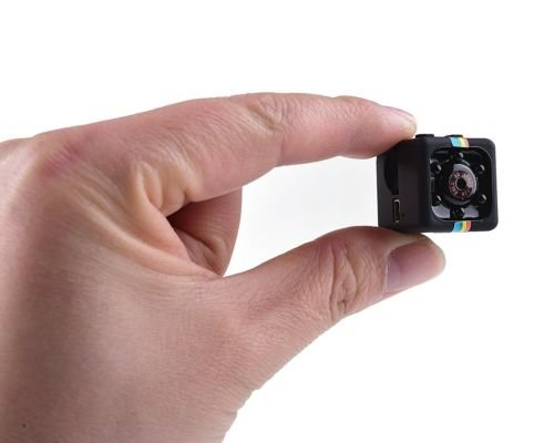 Hand Tools,Hidden Camera, HD 1080p Super Mini Spy Camera for Security and Surveillance with Night Vision and Motion Detection