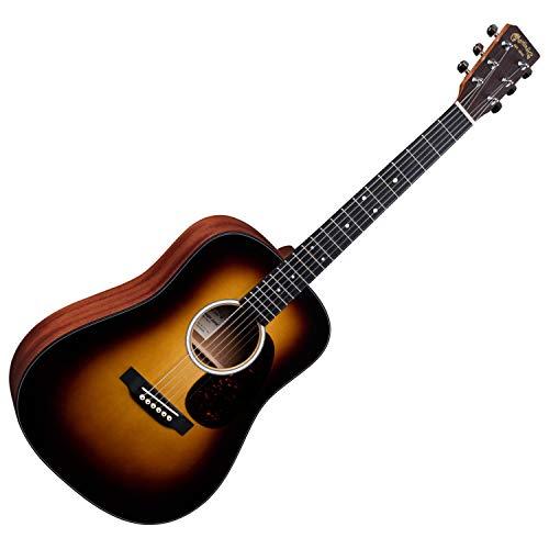 Martin D Jr-10 - Sunburst - Martin Sunburst Guitar