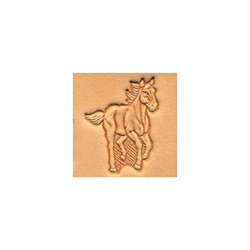 Tandy Leather 3D Running Horse Stamp 88311-00