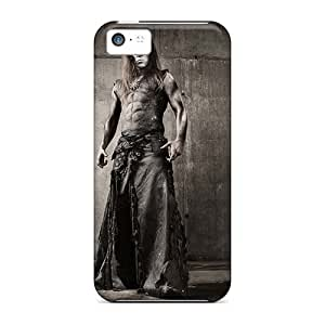 Protector Hard Phone Cover For Iphone 5c (JAx17976SPEL) Provide Private Custom High-definition Mayhem Band Series