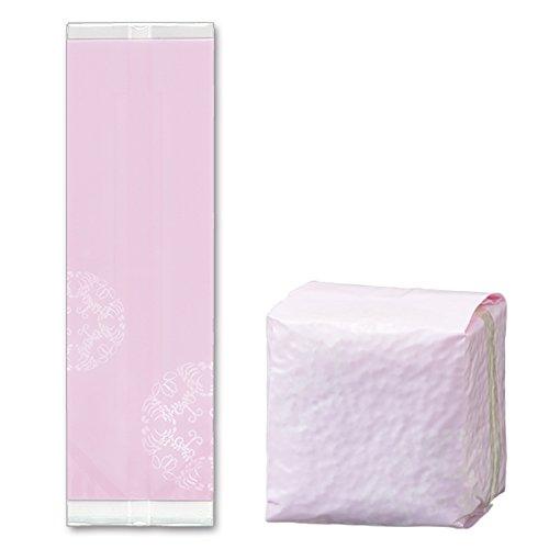 米袋 マットラミ 真空小袋ガゼット 真空小袋ガゼット ラミ 桜 300g450g 1ケース(500枚入) VGN-002 B078T987LF 1ケース(500枚入) 450g用米袋