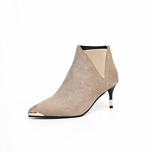 Zapatos de Mujer, Inglaterra, Botas Martin, Moda, Zapatos de Mujer, Botas Martin Cómodas Y Antideslizantes