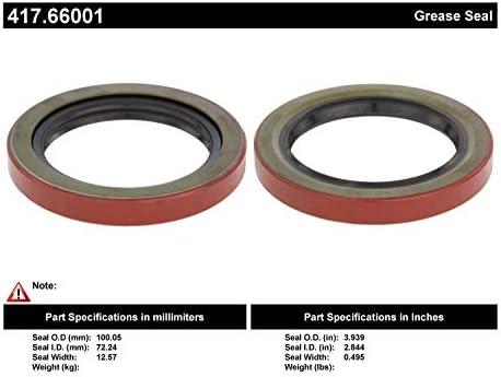 Centric 417.66001 Premium Oil Seal