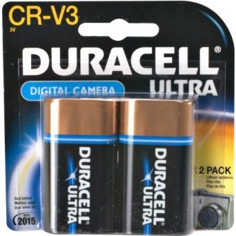 3v Photo Camera - Duracell CRV3 Camera Battery, 3 Volt Lithium (2 Batteries)