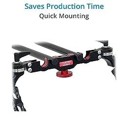 CAMTREE Hunt Quick Mount 15mm Rosette handle Set (CH-QM-H)