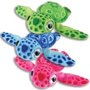 Amazon Com Kelli S 12 Inch Big Eye Sea Turtles Green Baby Shower
