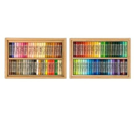 erengi oil pastels - 1