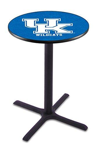 Holland Bar Stool L211B University Kentucky UK Logo Officially Licensed Pub Table, 28