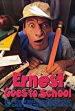 Ernest Goes to School [VHS]