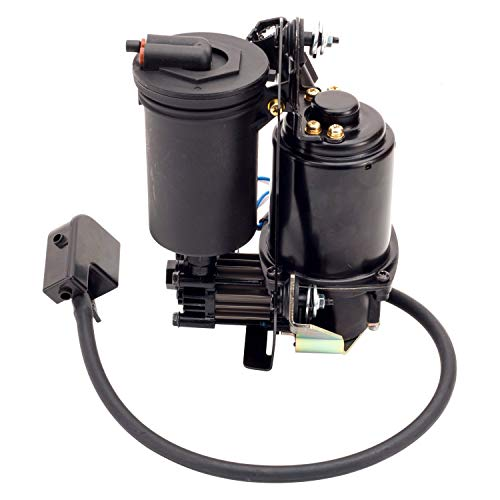 Arnott P-2936 Air Suspension Compressor (90-11 Lincoln/Ford Various Cars)
