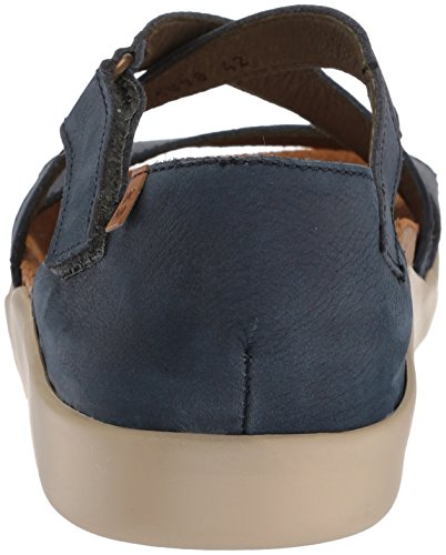 koi Azul Sandalias Ocean El Velcro Naturalista Mujer N5098 Pleasant q6wB7xFg