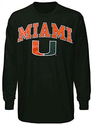 Miami Hurricanes Shirt Football Jersey Hoodie Snapback Hat University Apparel Medium