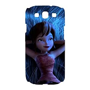 SamSung Galaxy S3 9300 cell phone cases White Tinkerbell and the Legend of the Neverbeast fashion phone cases UIWE588684