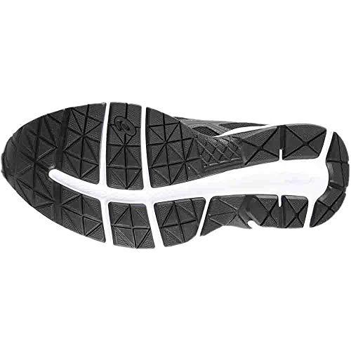 ASICS Mens Gel-Contend 4 Running Shoe Dark Grey/Black/Carbon 7 Medium US by ASICS (Image #6)