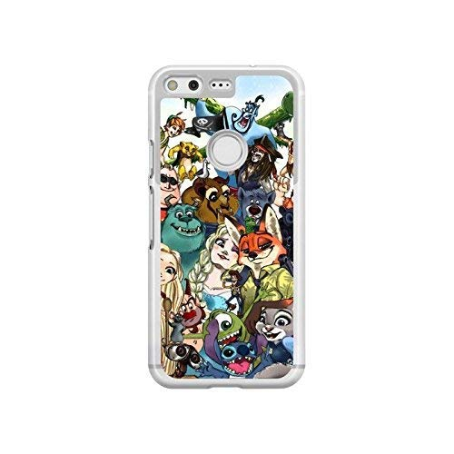 wholesale dealer 5b185 c587b Inspired by Disney characters case for google pixel 2 3 xl HTC one 10 m9  u11 Lg g5 g6 g7 v20 v30 v40 mobile phone case cover