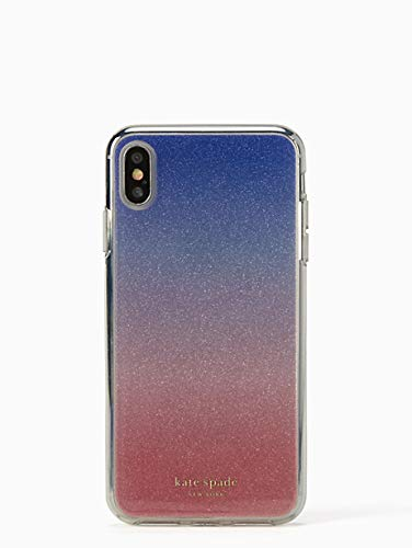 - Kate Spade New York Sunset Glitter Ombre iPhone Xs Max Case