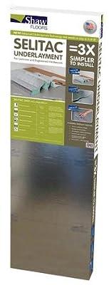 Shaw Selitac Underlayment Laminate/Hardwood 100sf