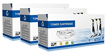Supply Spot Compatible 006R01179 Black Toner cartridge for Xerox Printers '3 Pack'