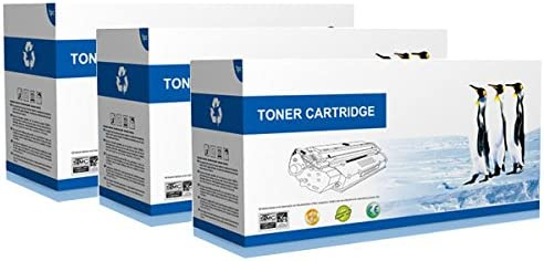 X-25 Supply Spot Compatible Toner Cartridge Replacement for Canon X25 Black, 3 - Pack 8489A001BA