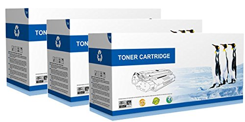 oner for Dell Printers 3 Pack - By Supply Spot ()