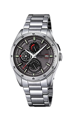 Men's Watch - FESTINA - Stainless Steel - Chronograph - F16876/3