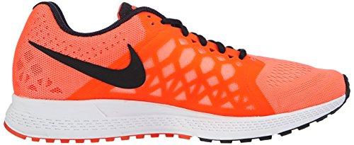 Nike Air Zoom Pegasus 31 - Zapatillas para hombre rojo - Rot (Hot Lava/Black-White-Antarctica 801)