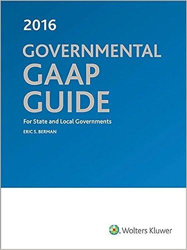 Governmental gaap guide 2016 eric s berman msa cpa cgma governmental gaap guide 2016 fandeluxe Images